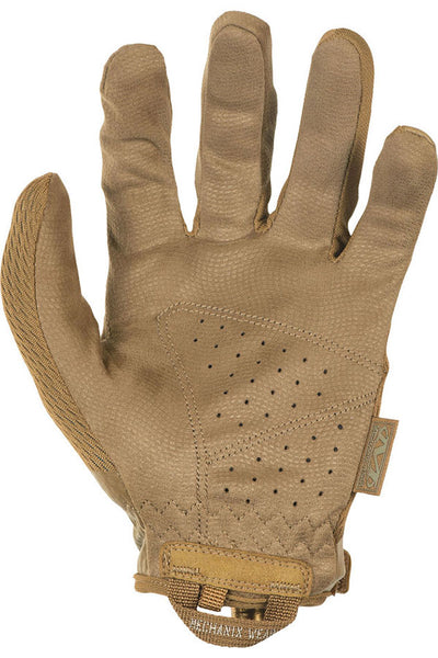 Mechanix Wear Specialty 0.5mm Shooting Gloves Coyote Brown - Tactical-Canada