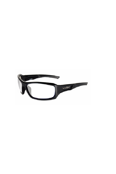 Wiley X ECHO CLEAR LENS / GLOSS BLACK FRAME - Tactical-Canada