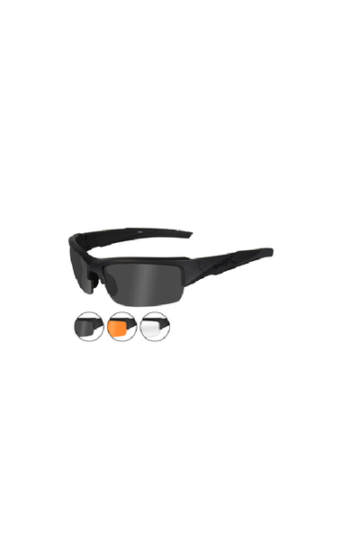 c32163e18f7 Wiley X VALOR GREY CLEAR RUST MATTE BLACK FRAME – Tactical-Canada