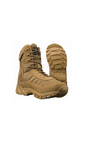 "Altama bottes VENGEANCE SR 8"" SIDE-ZIP coyote - Tactical-Canada"
