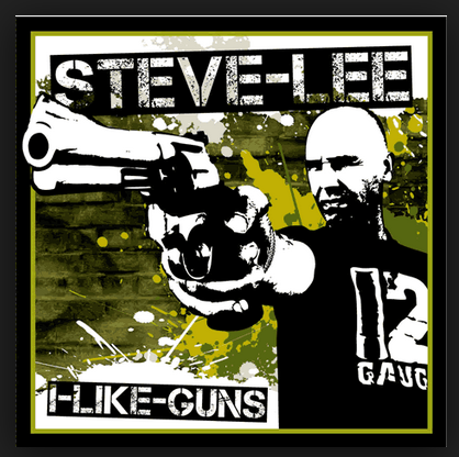 CD disk of Steve Lee - Tactical-Canada