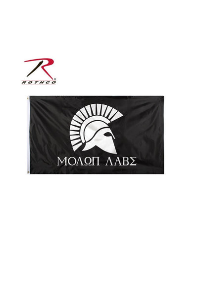 Rothco Molon Labe Flag - Tactical-Canada