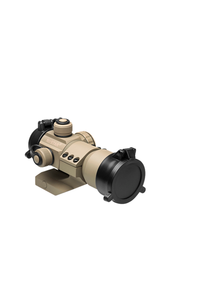 Ncstar 35mm Red/Grn/Blue Dot Optic/ Tan - Tactical-Canada