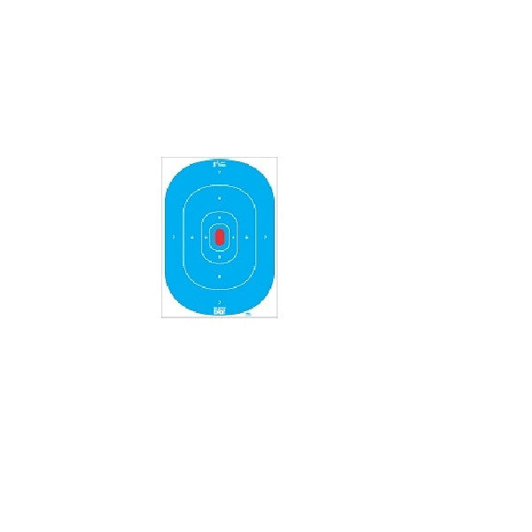 12x18'' SplatterShot Tactical Precision Heavy Tag Paper Target - Tactical-Canada