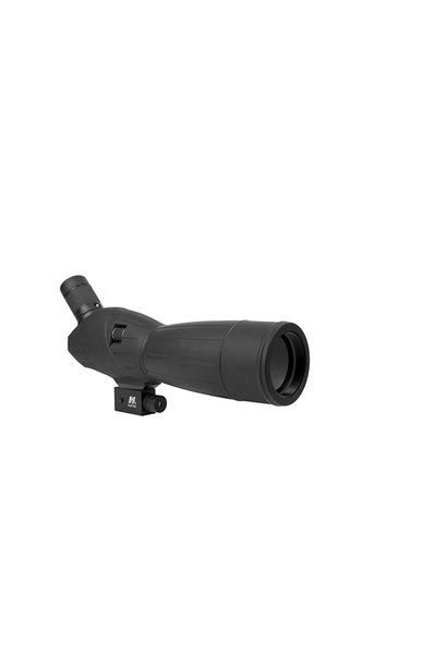 NCSTAR 20X-60X 60mm/Black w/Tri-Pod & Red Laser - Tactical-Canada