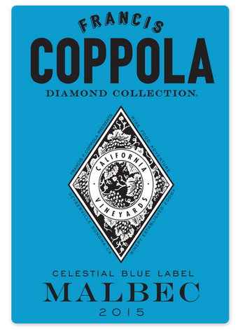 2015 Coppola Diamond Malbec