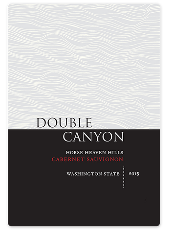 2015 Double Canyon Cabernet Sauvignon