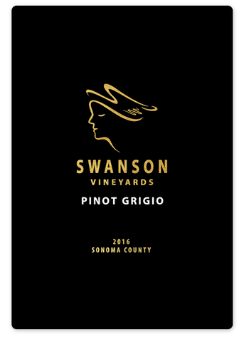 2016 Swanson Vineyards Pinot Grigio