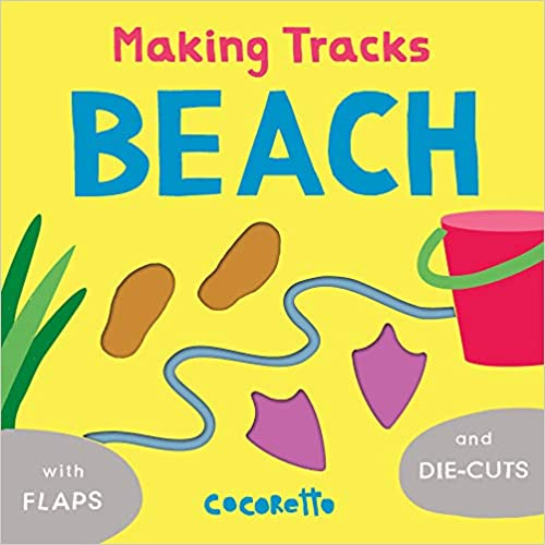 Making Tracks Beach
