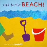 Off to the beach! (Tactile Books)