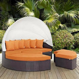 Canopy Patio Daybed