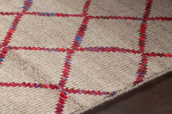 Aarushi Hand Knotted Contemporary Rug