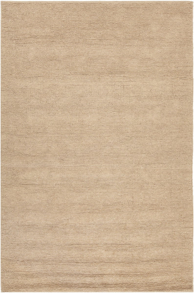 AMCO COLLECTION Beige Hand-Woven Contemporary Rug - ModelDeco