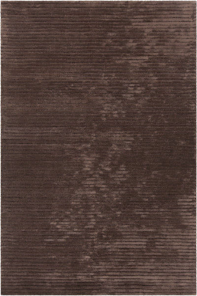 Angelo Brown Hand-Tufted Solid Rug - ModelDeco