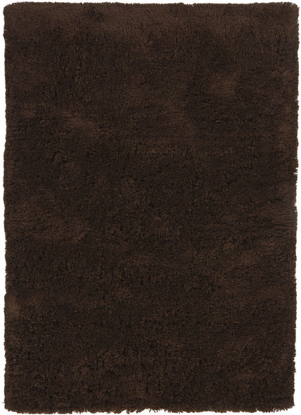 Bancroft Brown Hand-Woven Contemporary Rug - ModelDeco