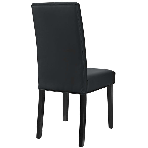 Confer Dining Vinyl Side Chair - ModelDeco