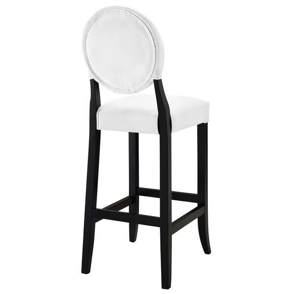Button Bar Stool Set of 4 - ModelDeco