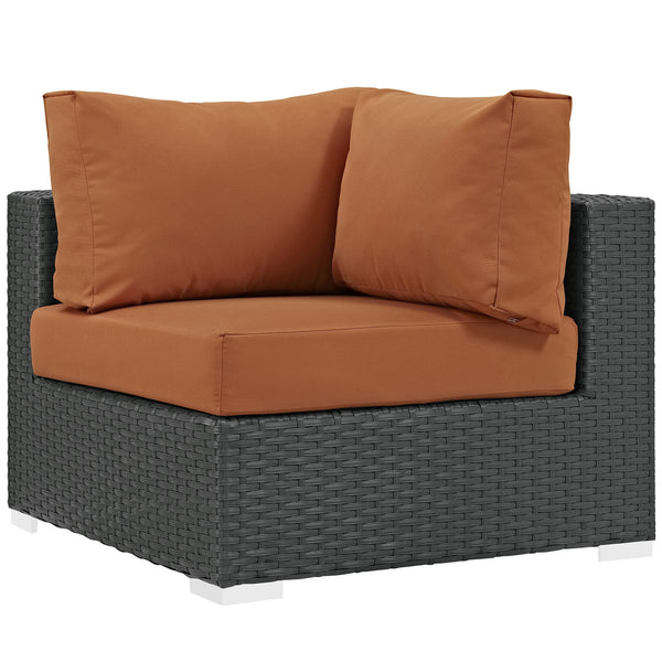 Sojourn Outdoor Patio Sunbrella® Corner