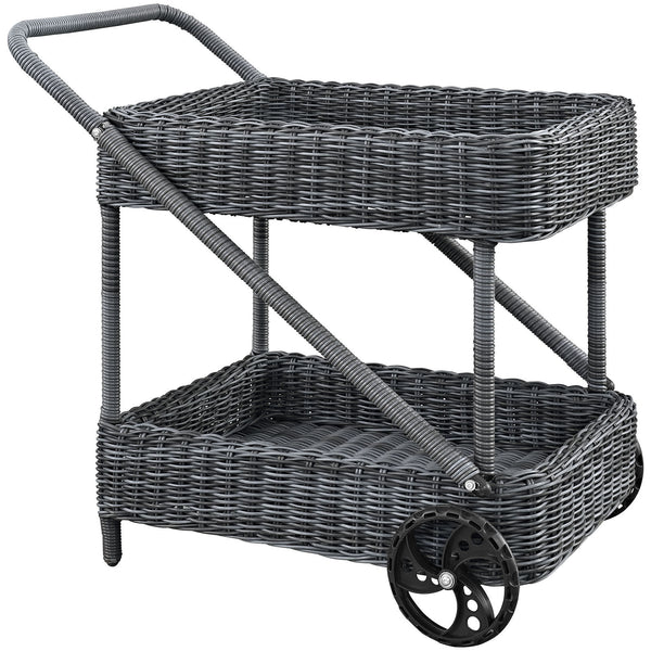 Summon Outdoor Patio Beverage Cart