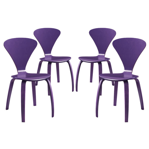 Vortex Dining Chairs Set of 4
