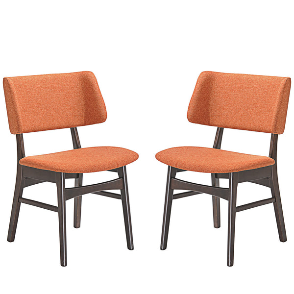 Vestige Dining Side Chair Fabric Set of 2