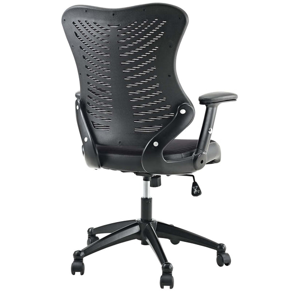 Clutch Mesh Office Chair with Lumbar Support - ModelDeco