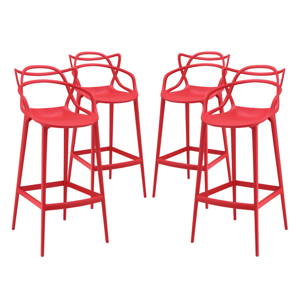 Entangled Bar Stool Set of 4