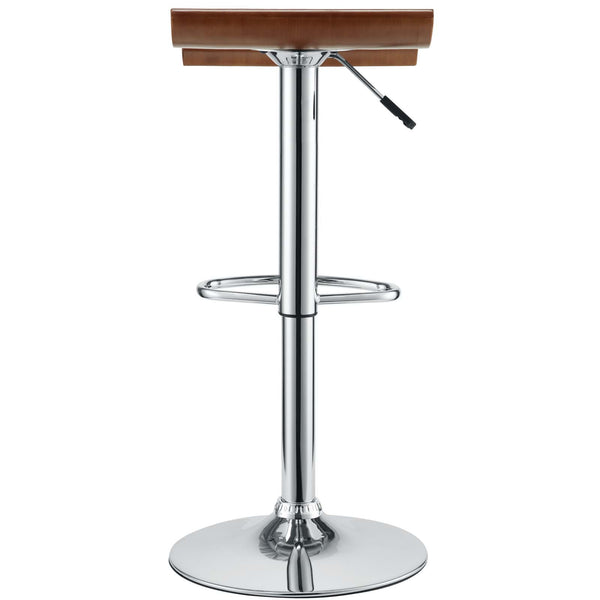 Bentwood Contemporary Wood Bar Stool - ModelDeco