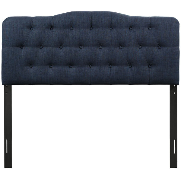 Annabel Full Fabric Tufted Headboard - ModelDeco