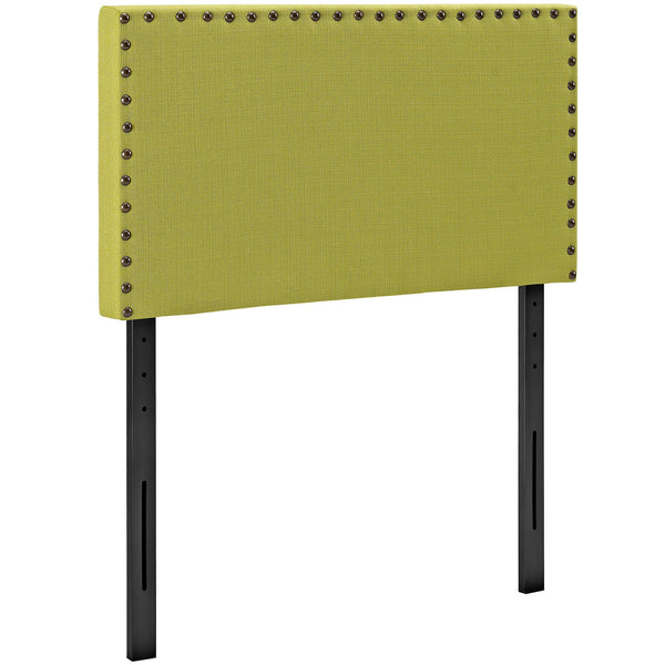 Phoebe Twin Fabric Headboard