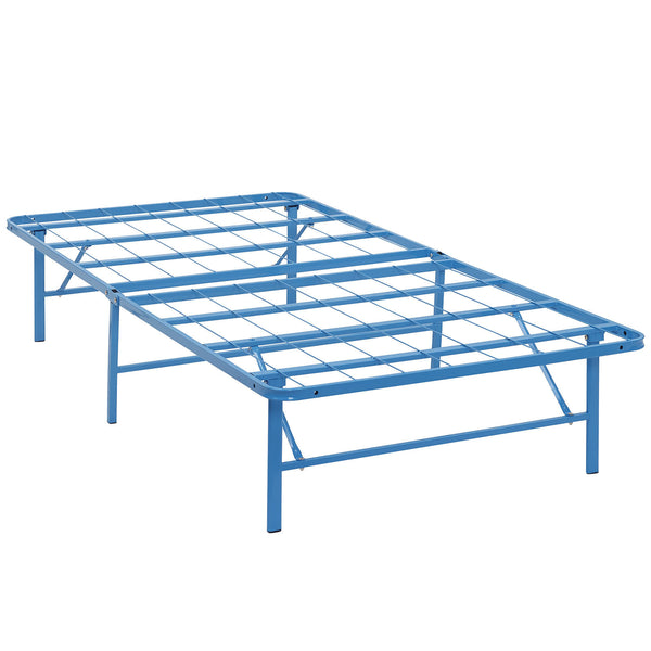 Horizon Twin Stainless Steel Bed Frame