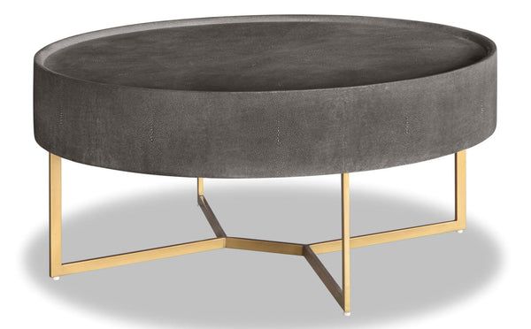Moda Round Cocktail Table