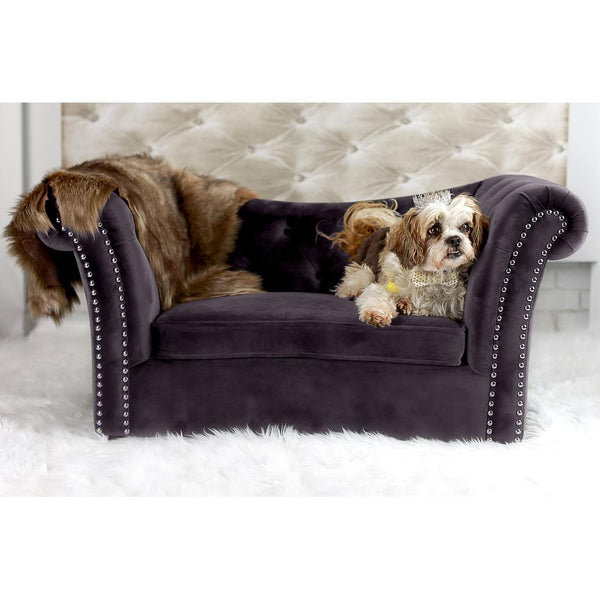 Dachshund Grey Pet Bed - ModelDeco
