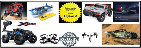 Remote Control Hobbies - Saving You Money, One Part At A Time