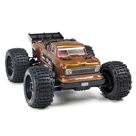 Backorder Next Shipment TBD 1/10 OUTCAST 4x4 4S BLX RTR Bronze