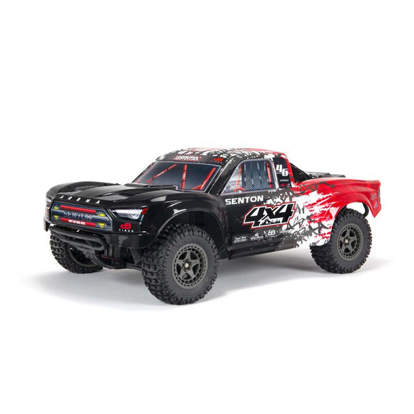 Arrma 1/10 SENTON 3S BLX 4WD Brushless Short Course Truck