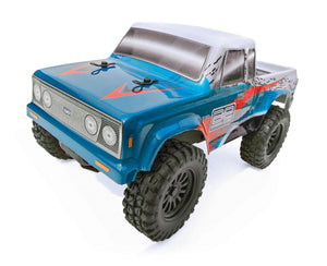 Team Associated - CR28 RTR Truck, 1/28 Scale, 2WD, w/ Battery, Charger and Radio