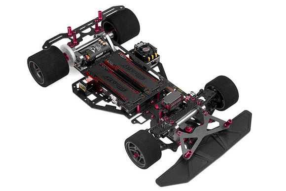 Corally - 1/8 SSX-8X On Road Pan Car Chassis Kit (No Body, Tires, or Electronics)