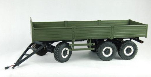 Cross RC - Articulated 3-Axle Trailer Kit, T005
