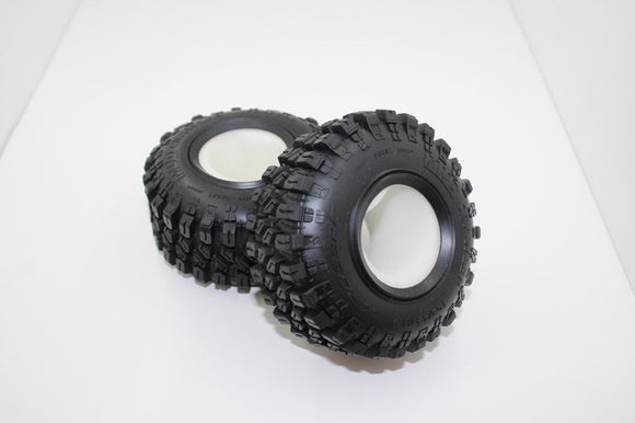 Cross RC - Mud Crawler Tires (pr.)