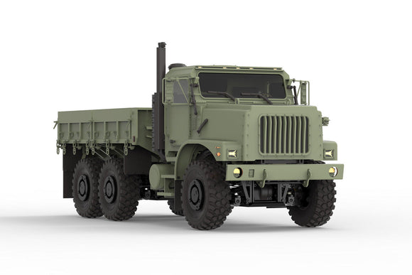 Cross RC - TC6 Standard 1/12 Military Truck Crawler Kit