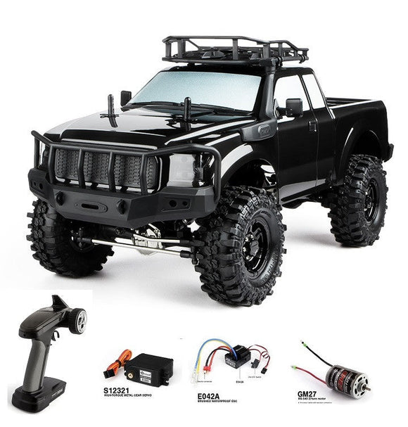 Gmade - KOMODO RTR, 1/10 Scale 4WD Off-Road Adventure Vehicle, Assembled W/ 2.4 Radio System, ESC & Motor