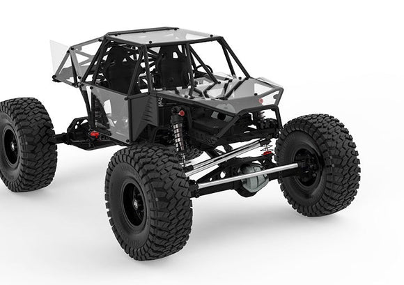 Gmade - GOM Rockbuggy RTR, Brushed 1/10 Scale, w/ GR01 Chassis and 2.4GHz Radio