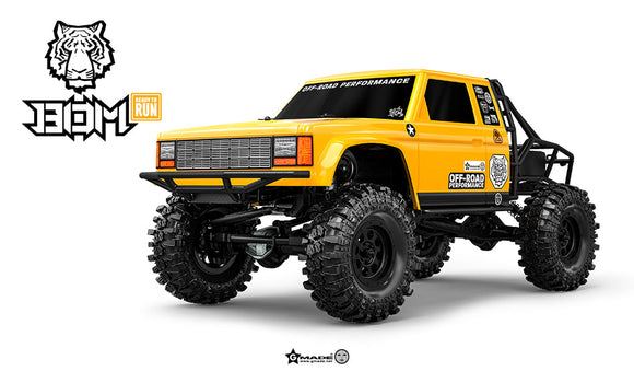 Gmade - 1/10 GS02 BOM RTR Brushed Ultimate Trail Truck, w/ 2.4GHz Radio
