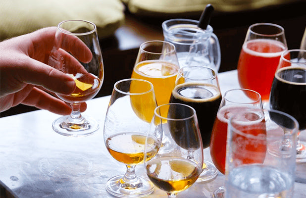 Whisky & Beer Pairing Recommendations
