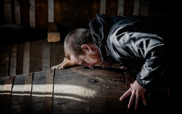 Inside the Cask: A Look at Maturation