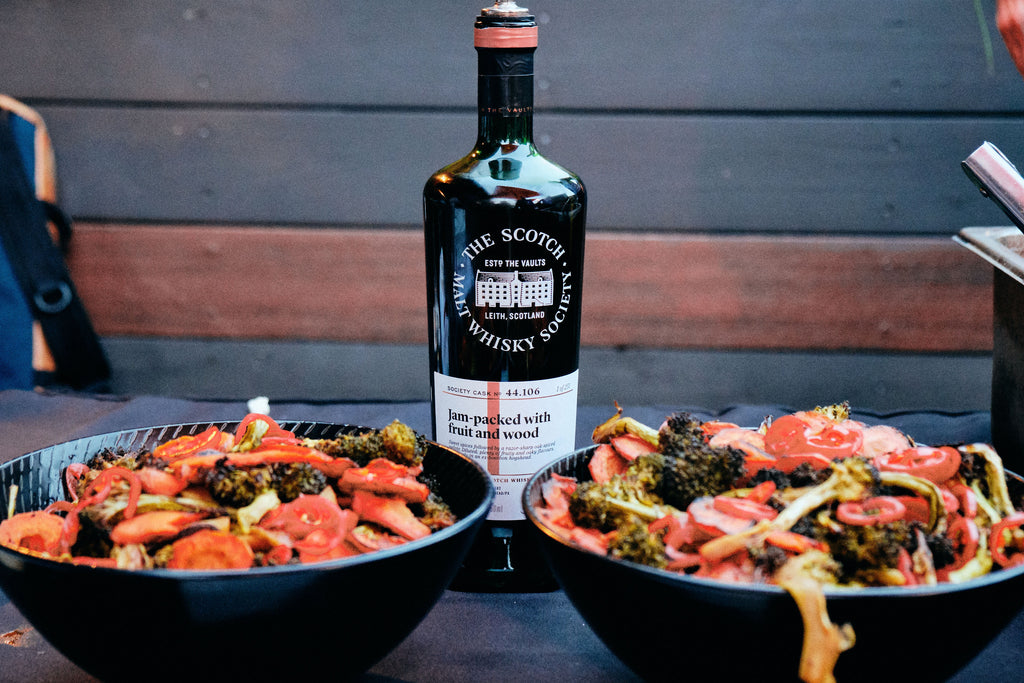 Dining at Cask Strength: The Subtle Art of the Unexpected Pairing
