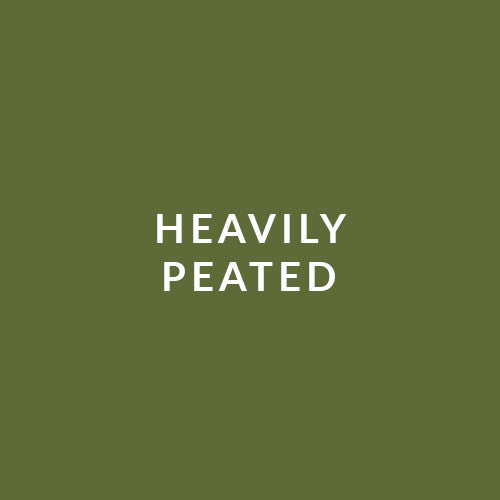 Heavily Peated