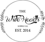 White Hearth Pottery Logo