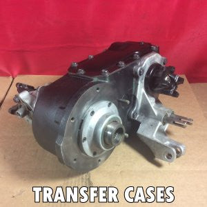 Used Jeep Transfer Cases
